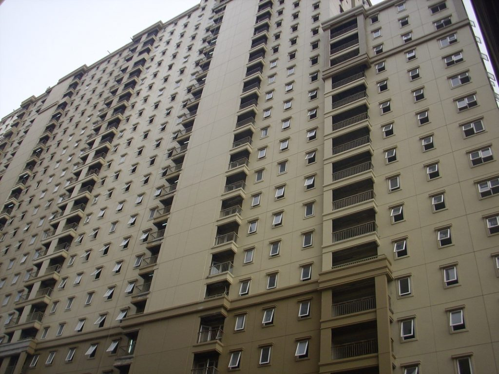 Proyek Renovasi Apartemen Palazzo T1