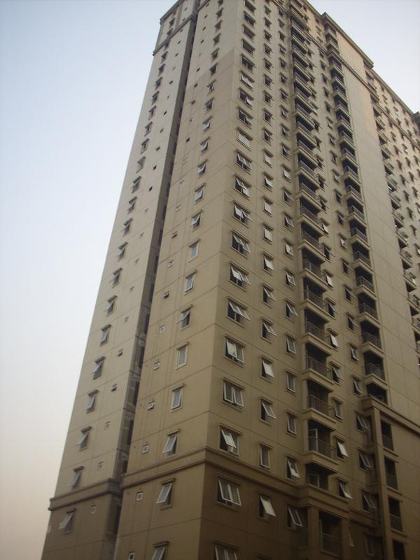 Proyek Renovasi Apartemen Palazzo T3